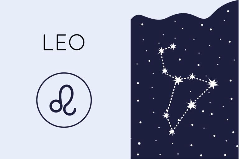 El Sol rige a Leo – El Sol está en Leo